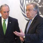 Michael Bloomberg udnævnt til FNs særlige udsending for at lede klimafinansieringsinitiativet