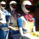 Los robots de restaurante pueden invertir la industria alimentaria, o no