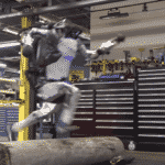 No Escape? Atlas Robot Runs And Jumps Like Human