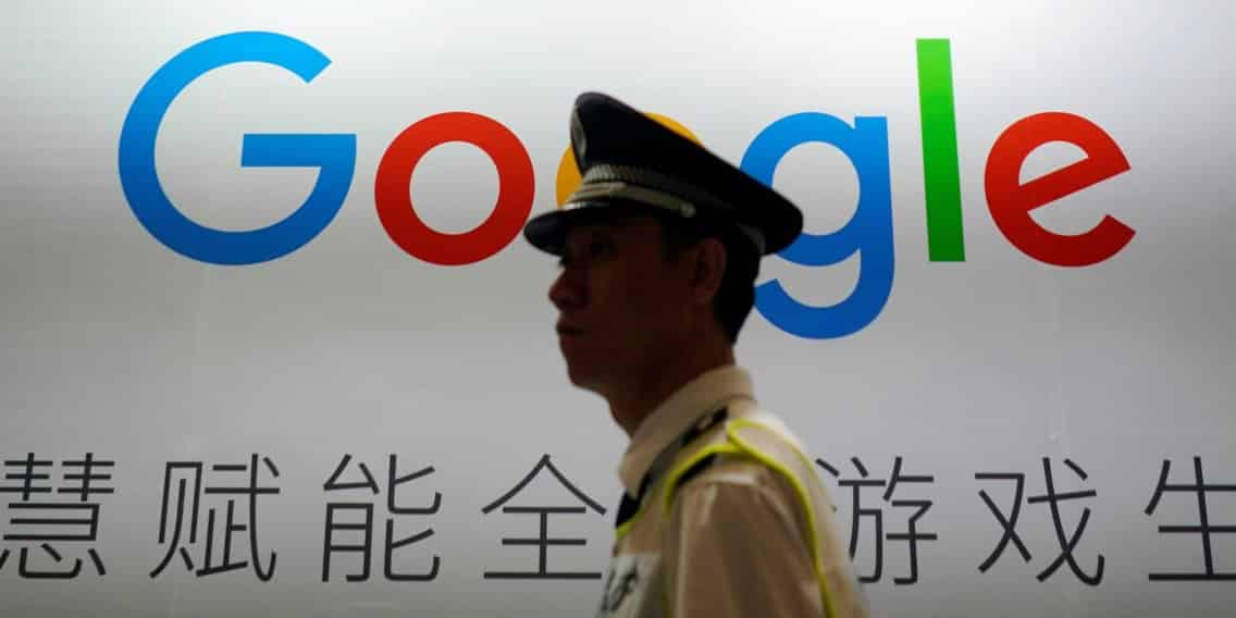 Google Technocrats Love China Because It Is A Technocracy