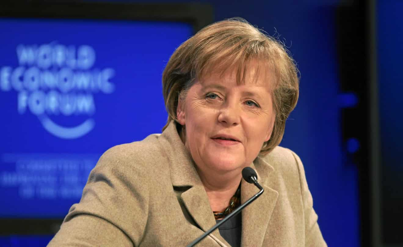 Trilateral Commission Member Seeks To Replace Germany's Angela Merkel