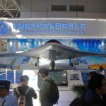China Developing Look-A-Like Stealth Combat Drone