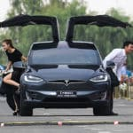 Kínában a Tesla a helymeghatározási adatokat közvetlenül továbbítja a kormánynak