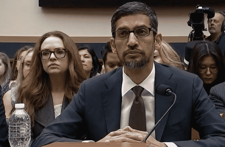 Dragonfly: Congress Hammers Google CEO On Censorship Plans In China
