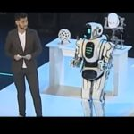 Russia's 'Hi-Tech Robot' Was An Actor In A Suit