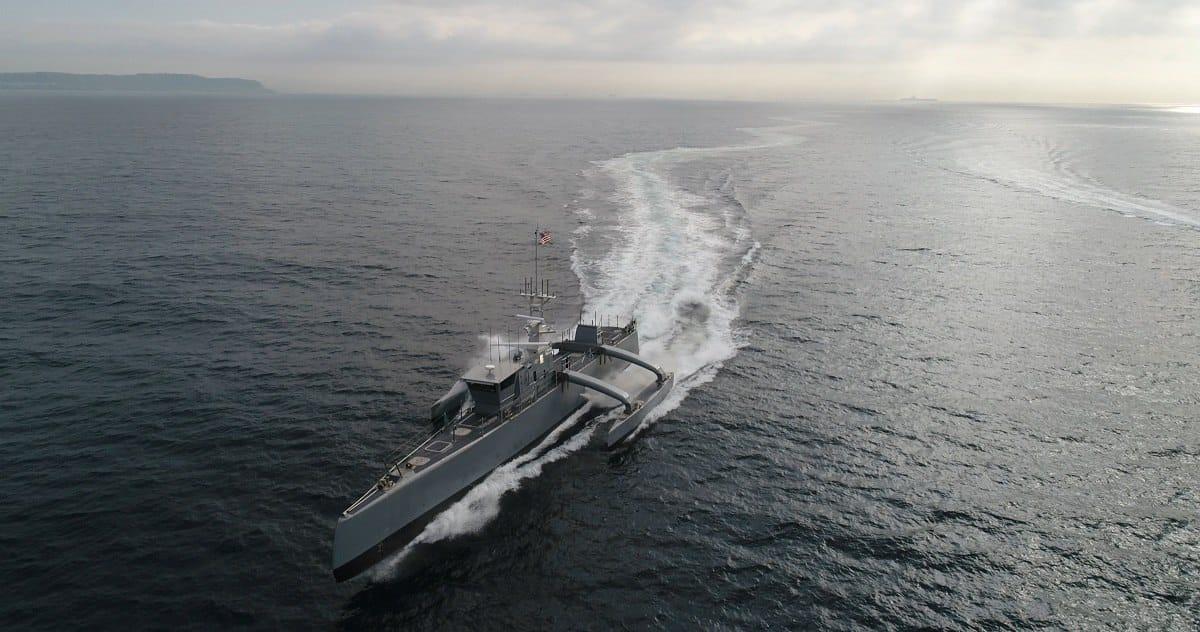 Navy Ready To Unleash Killer Robot Ships On World's Oceans