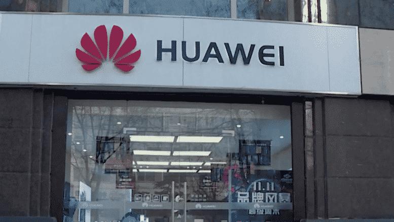 Huawei / US