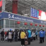 Chinas soziales Kreditsystem verbietet jetzt Millionen von Zügen, Flugzeugen