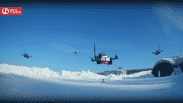 Drohnenschwärme