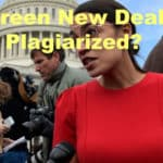 Fraud: Green New Deal Plagiarized From 2009 UN Environment Programme Report