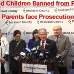 New York County Banned All Unvaccinated Children From All Public Places