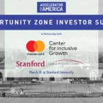 Rockefeller Foundation, Mastercard Team Up On Opportunity Zones