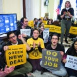 Der Atlantik: Der Green New Deal hat bereits gewonnen