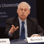 Donald Berwick: el tecnócrata radical que presiona al pagador único