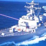 Armada desatada: las armas láser cambiarán la guerra para siempre