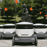 Autonomous Delivery Robots Coming To U.S College Campuses