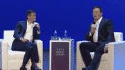 Elon Musk Jack Ma