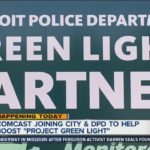 Detroit's Project Green Light: Battle Line Over Facial Recognition