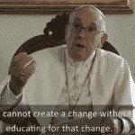 Pope Announces Global Compact On Education For 'New Humanism'