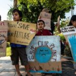 Deceived Schoolchildren Take To Streets In Global Climate Strike