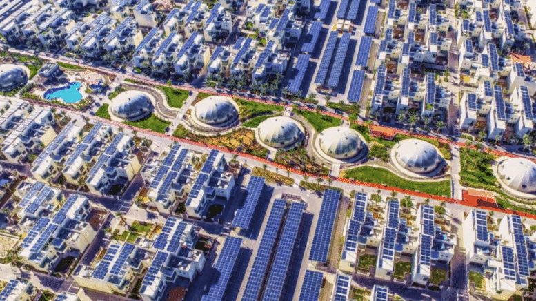 Sustainable Dubai