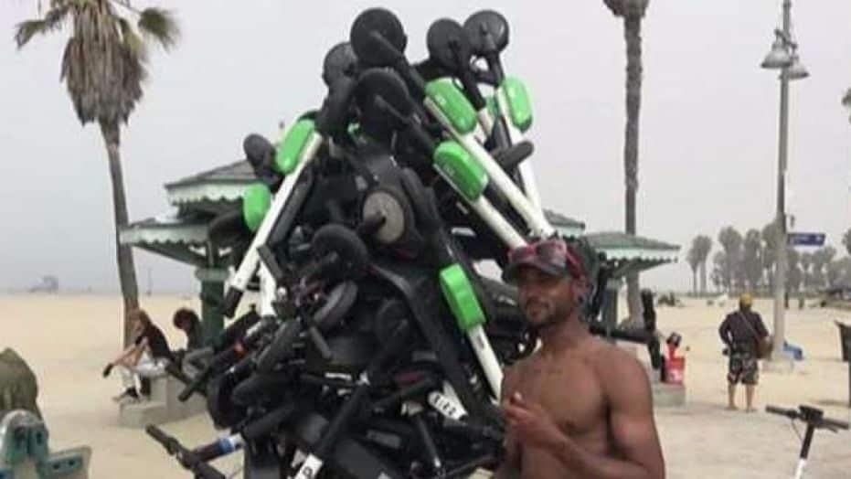 Электронные скутеры