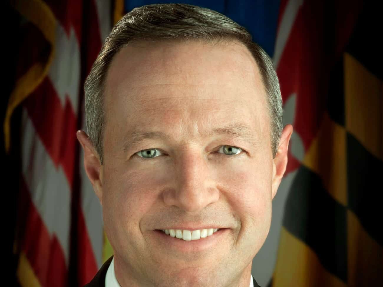Governor Martin O'Malley
