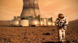 Mars koloni