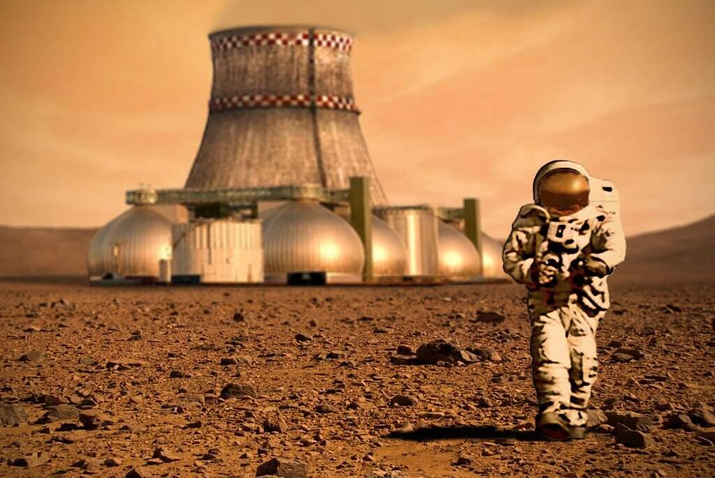 Mars kolónia