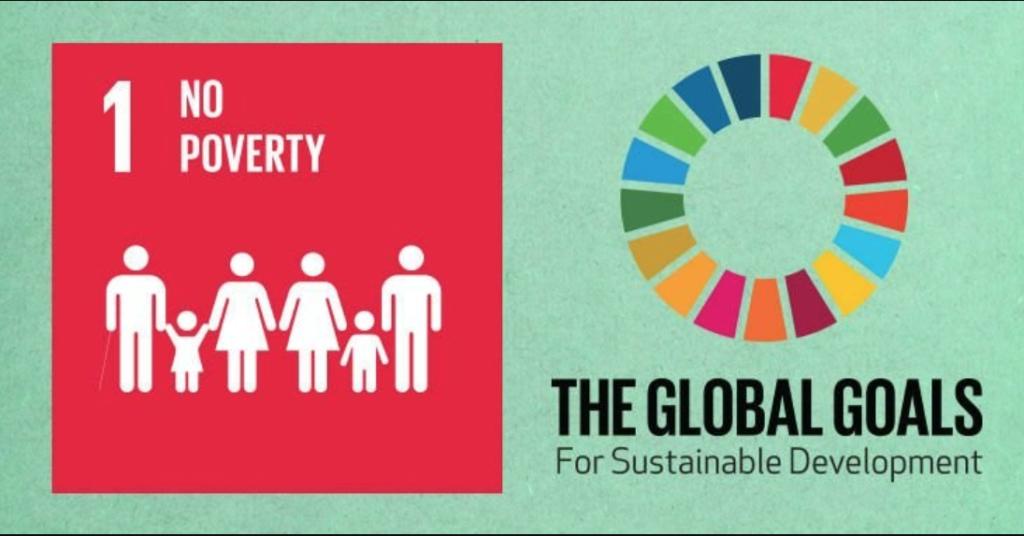 Nachhaltige Entwicklung Ziel 1