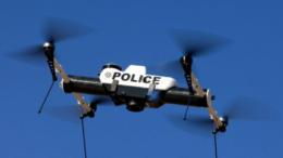 DVI-Polizeidrohne