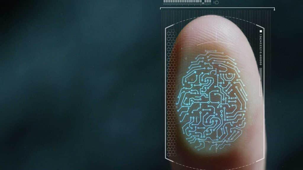 biometrisk identitet