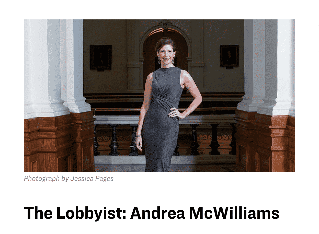 Andrea McWilliams