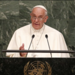 Green Pope: Earth Is 'Sick', 'Wounded' and 'Bleeding'