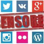 Teknologater för sociala medier hjälper Antifa men censurerar amerikanerna varje dag