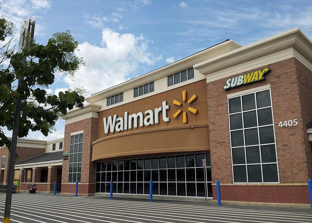 Walmart serves non-facemask wearers