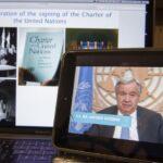 """FN: Kan se """"New Normal"""" på andre siden av 5-års global depresjon"""