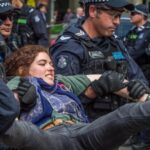Australia Seeks To Criminalize Anti-Lockdown, Anti-Mask Protestors