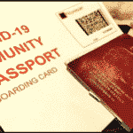 It Begins: COVID Passport Trials On United Airlines In UK