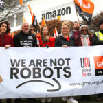 A Glimpse Under Technocracy: 'Treating Us Like Robots', Say Amazon Workers