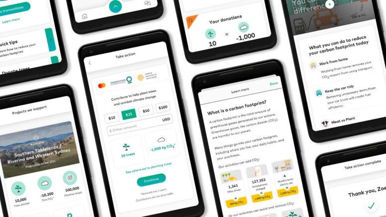 """Mastercard veröffentlicht """"Carbon Footprint""""-Rechner für Banken"""