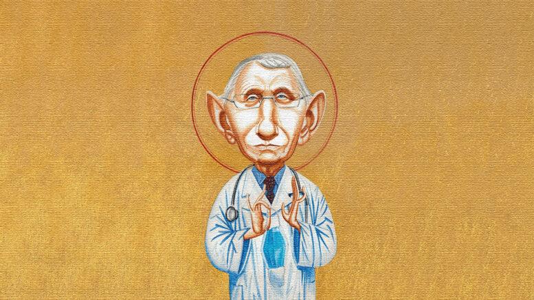 Schatten des Szientismus: Fauci vergleicht Wissenschaft mit Gott, sich selbst mit einem Priester
