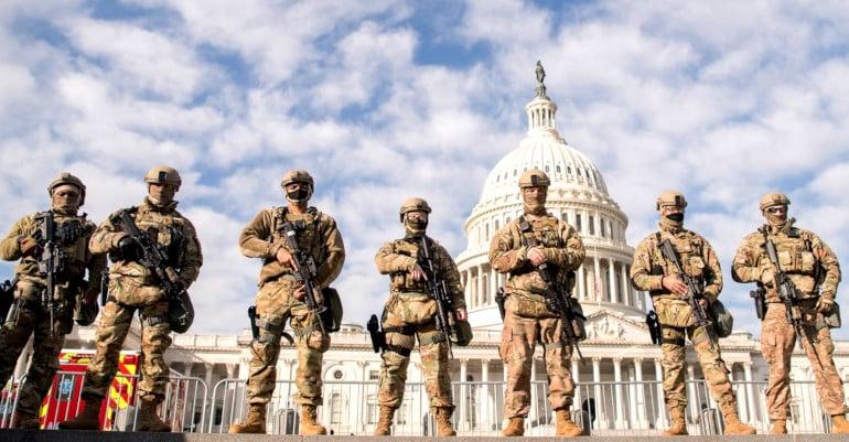 Bidens neuer Krieg gegen den Terror zielt auf US-Bürger und nicht auf Ausländer