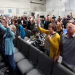 WSJ: It's White Evangelical Christians Who Refuse Vaccines