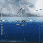 Floating Wind Turbines Open Up Vast New Ocean Tracts For Renewable Energy