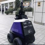 Robocop Patrols For 'Undesirable Behavior', Reports Violators