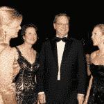 Portrait Of Eric Schmidt: Technocrat, Big Tech Titan, Member Trilateral Commission, Philanderer